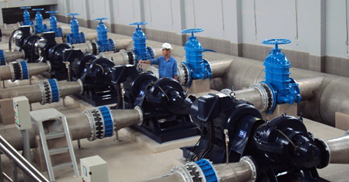 Những ứng dụng cơ bản của máy bơm công nghiệp trong đời sống hàng ngày - Máy  bơm Ebara